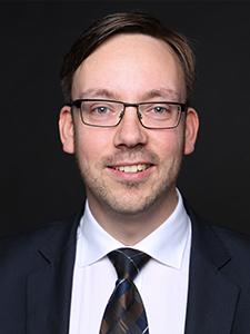 Beratungsstellenleiter Patrick Schwandt